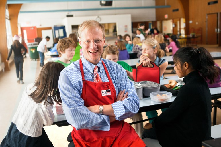Prof. Brian Wansink, director of the Cornell Food and Brand Lab.