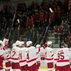 With a weekend sweep of Colgate, Cornell is No. 2 in the USCHO.com poll for the first time since 20005.