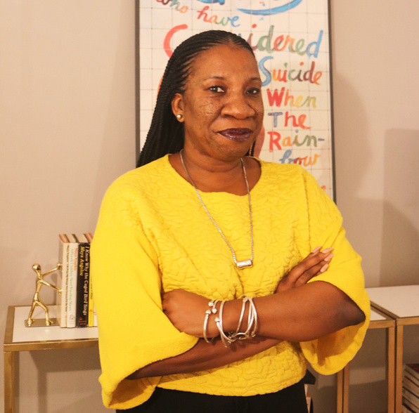 Civil rights activist Tarana Burke will address the Cornell community on February 4 at Bailey Hall.