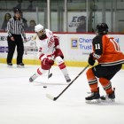 Four of the country's best teams will clash in Potsdam this weekend as the Red looks to claim a conference title.