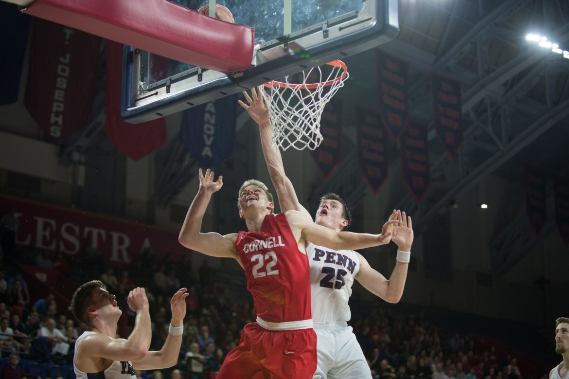 The Red will attempt to improve its position in the conference standings this weekend in the hopes of securing a bid in the Ivy League Tournament.