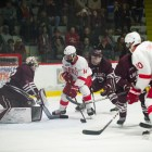 The final weekend of the regular season is here for Cornell men's hockey.