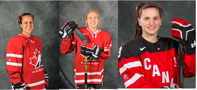 Rougeau, Jenner and Saulnier