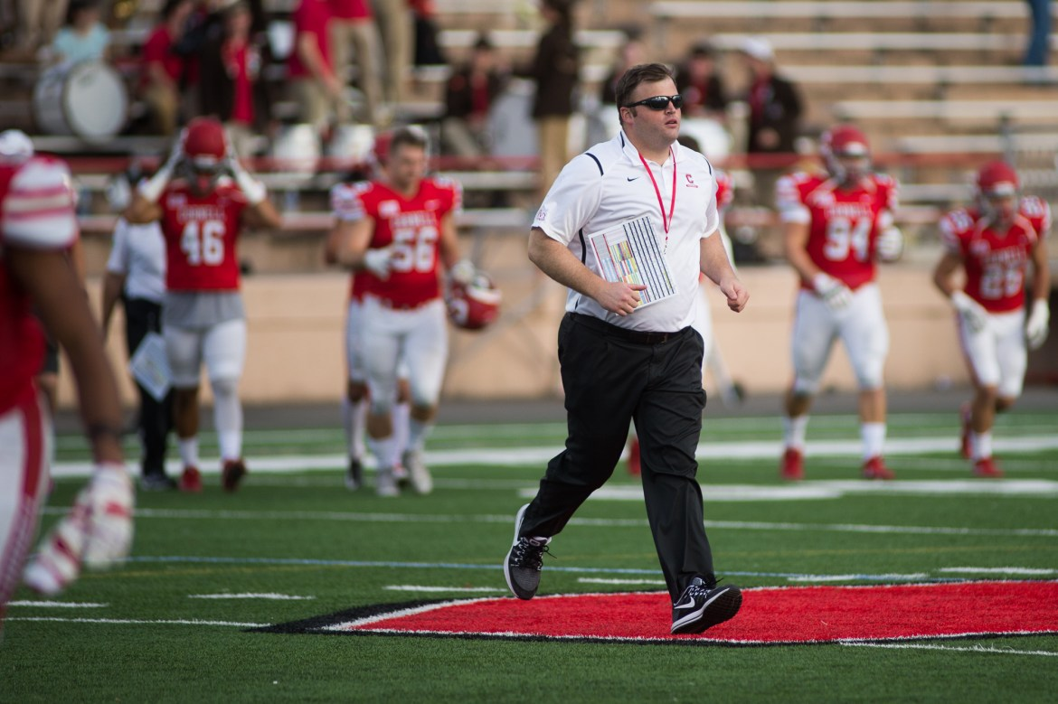 After his team's best finish in the Ivy League under his tenure, head coach David Archer '05 has been signed to a contract extension.