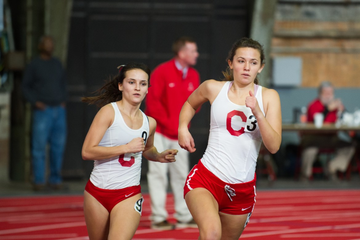 Both the men's and women's track teams had successes in multiple meets this weekend.