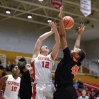 Despite another strong pair of performances from sophomore guard Samantha Widmann, lackluster shooting beset the Red in its games against Yale and Brown.