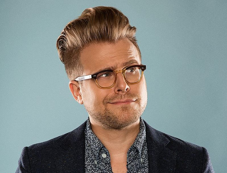 Adam Conover, the comedian behind Adam Ruins Everything, is coming to Cornell on March 23.