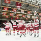 The Red takes on Princeton next weekend in the ECAC semifinals.