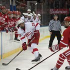 After defeating the Terriers in New  York back in November, Cornell face BU again in the first round
