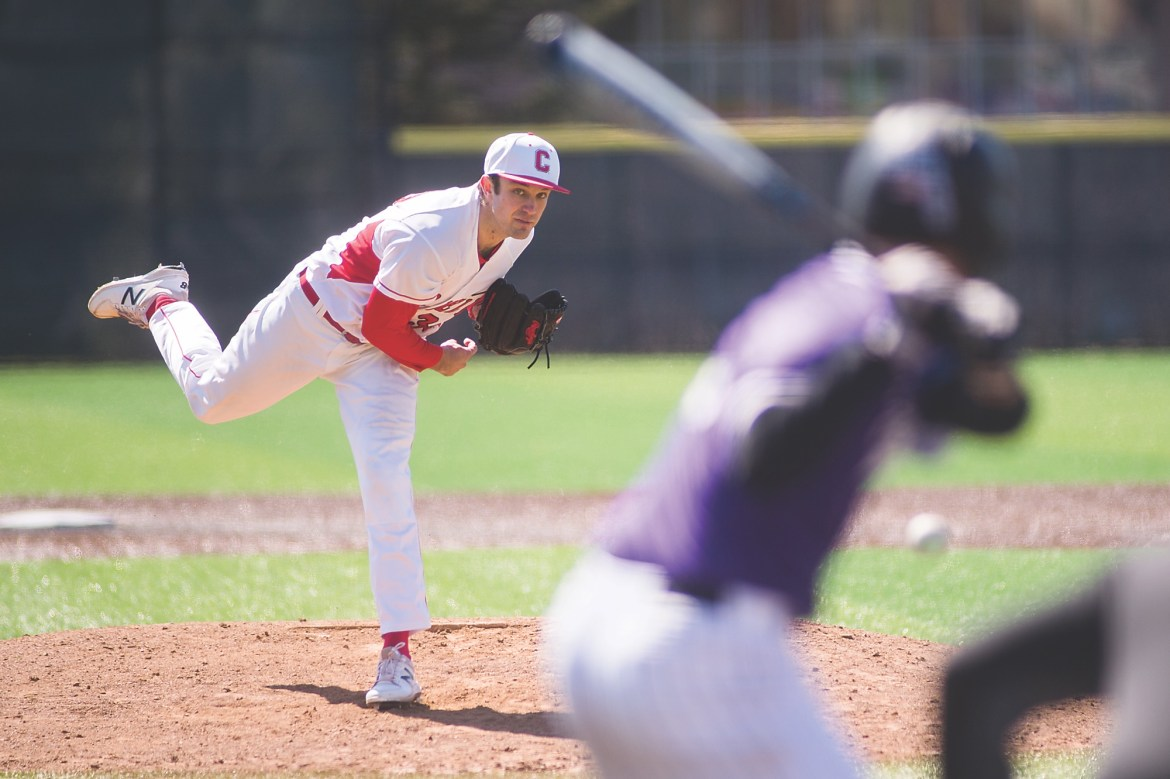 After starting the season with a paltry 1-7 record, Cornell scored a combined 21 runs on Sunday's home opener — in what the team hopes marks a permanent turnaround as it heads into conference play.
