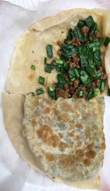 Tian Jin Foods Chinese egg pancake