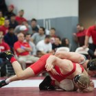 The Red's unprecedented streak of 11 straight conference titles ended Sunday.
