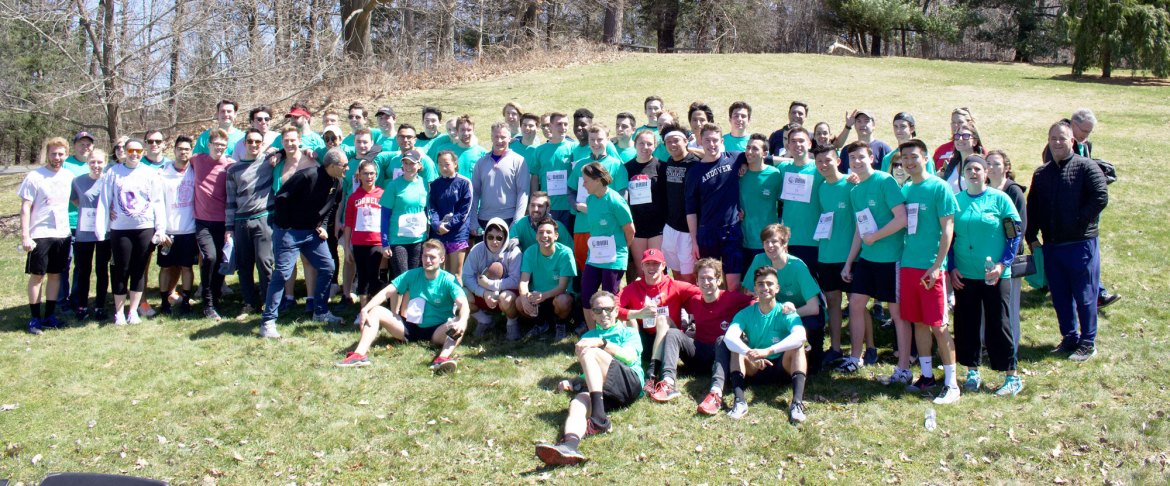Sigma Phi Epsilon held a 5K run on Saturday in memory of its brother Jeremy Ojalehto '14, who died in January 2016 after a battle with mental illness.