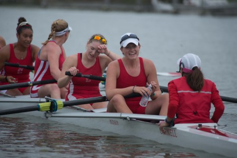 The team's intense training regiment is all building up to the Ivy Championships on May 13.