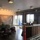 Straight From the Market, a new eatery in Willard Straight Hall, is currently under construction and is slated to open in October.