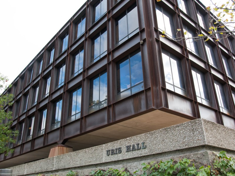 The economics major, housed in Uris Hall, has been reclassified as a STEM program.