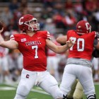 The Red struggled mightily against Princeton's #1 FCS ranked offense and its stingy defense.