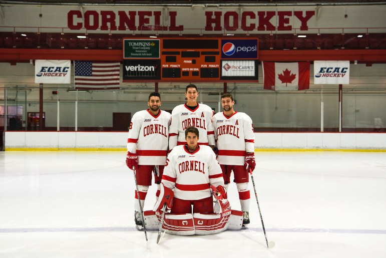 The Red will be aided in its redemption journey by the return of the entire defense and its star goaltender sophomore Matt Galajda.