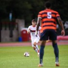 The Red, 1-0 in Ivy League play, takes on Harvard this weekend.