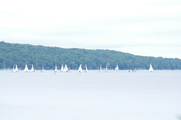 After coming off a first place finish in the Jen Harris Women's Regatta — considered a crowning achievement for the young program — expectations are high for the co-ed team.