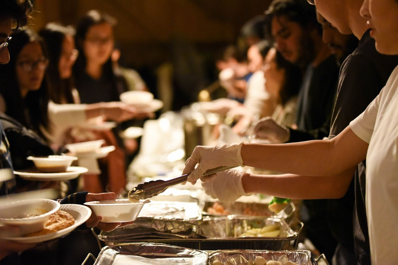 "Laksa, roti prata and bak kut teh were among the dishes served at ""Crazy Rich Flavors: Singapore Makanmania 2018."""