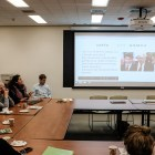 Academics and students discussed the impact of Mexico's 2018 election on Monday in a roundtable.