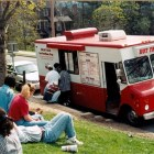 The Hot Truck opened over 50 years ago in 1960 but has since disappeared from its usual spot at the intersection of Stewart and University Avenue.