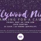 Bollywood Night: Dancing For a Cause is being put on this Friday to raise money for 123 South Asian immigrants being held as prisoners in Oregon.
