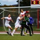 Cornell beat Columbia on the road in its final game of the season.