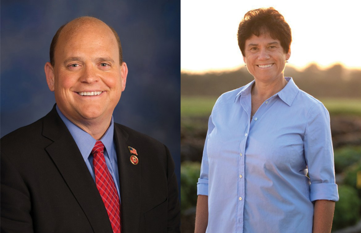 Rep. Tom Reed (R-N.Y.) won in his election against Tracy Mitrano '95. The incumbent has served as the House Representative for the 23rd Congressional District of New York since 2010.