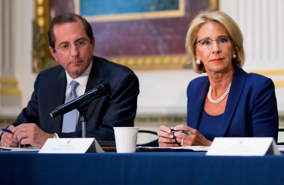 The Federal Department of Education released a new set of proposed regulations, which will include a more narrow definition of sexual harassment and permission for party adviser cross-examination.