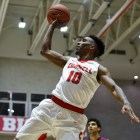 Senior guard Matt Morgan passed Ryan Wittman '10 for first all-time in scoring in Cornell men's basketball history.