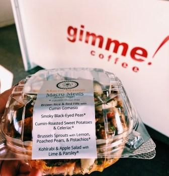 Gimme! Coffee Macro Meals 2
