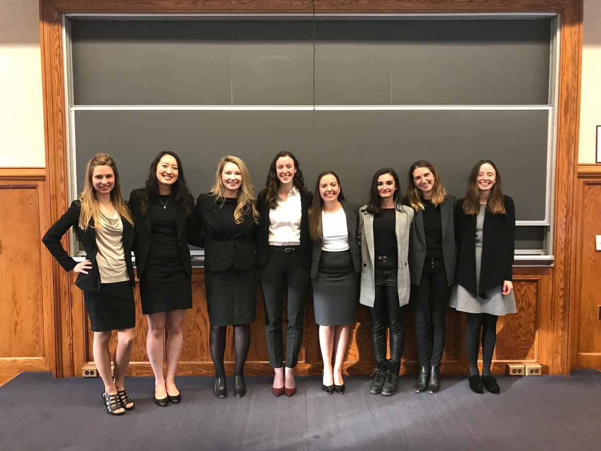Cornell Law Review elected its first all-female  board, the first of its kind among the top 14 law schools.