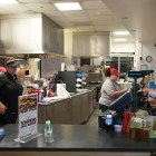 Nasties, a late night eatery on North Campus, is open daily until 2 a.m.