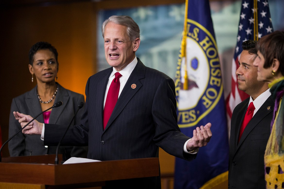 Former Congressman Rep. Steve Israel (D-N.Y.) will direct Cornell's Institute of Politics and Global Affairs.