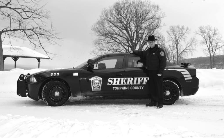Sheriff Derek Osborne, a Democrat who took over as head of the Tompkins County Sheriff's Office in December, said he was not pleased that a deputy had called ICE on a Mexican man.