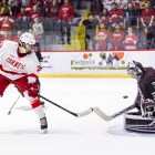 Cornell led 2-1 after two periods but suffered a 3-2 loss to Union.
