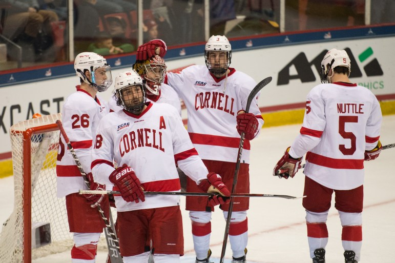 It was March Sadness for the Red the last time it reached the ECAC semifinals.