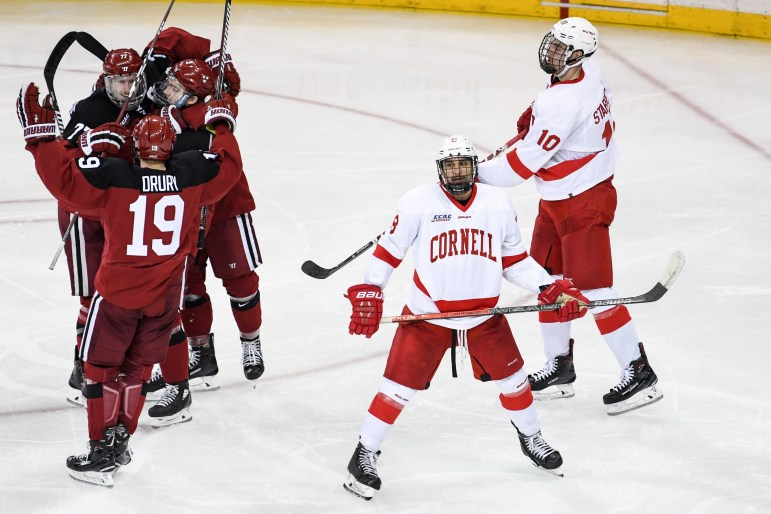 """Cornell had more questions than answers following a """"lifeless"""" loss at the world's most famous arena."""