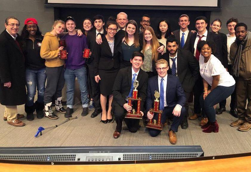 Last year, Cornell placed fourth and ninth at Mock Trial's national championships. This year, the team returns hoping to replicate its previous success.