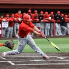 The seniors' final home series was highlighted with a walk-off three-run home run in the rubber match of the series.