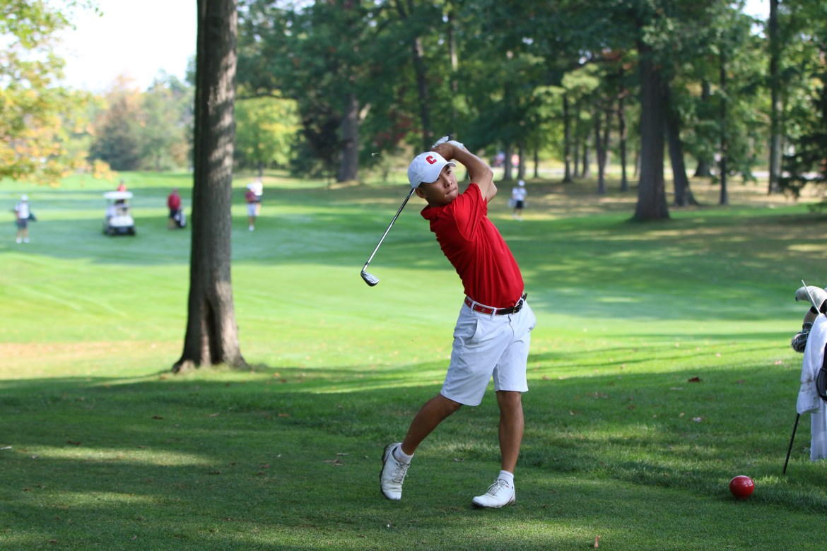 The Red couldn't harness the momentum coming out of its first-place BCD Invitational finish.