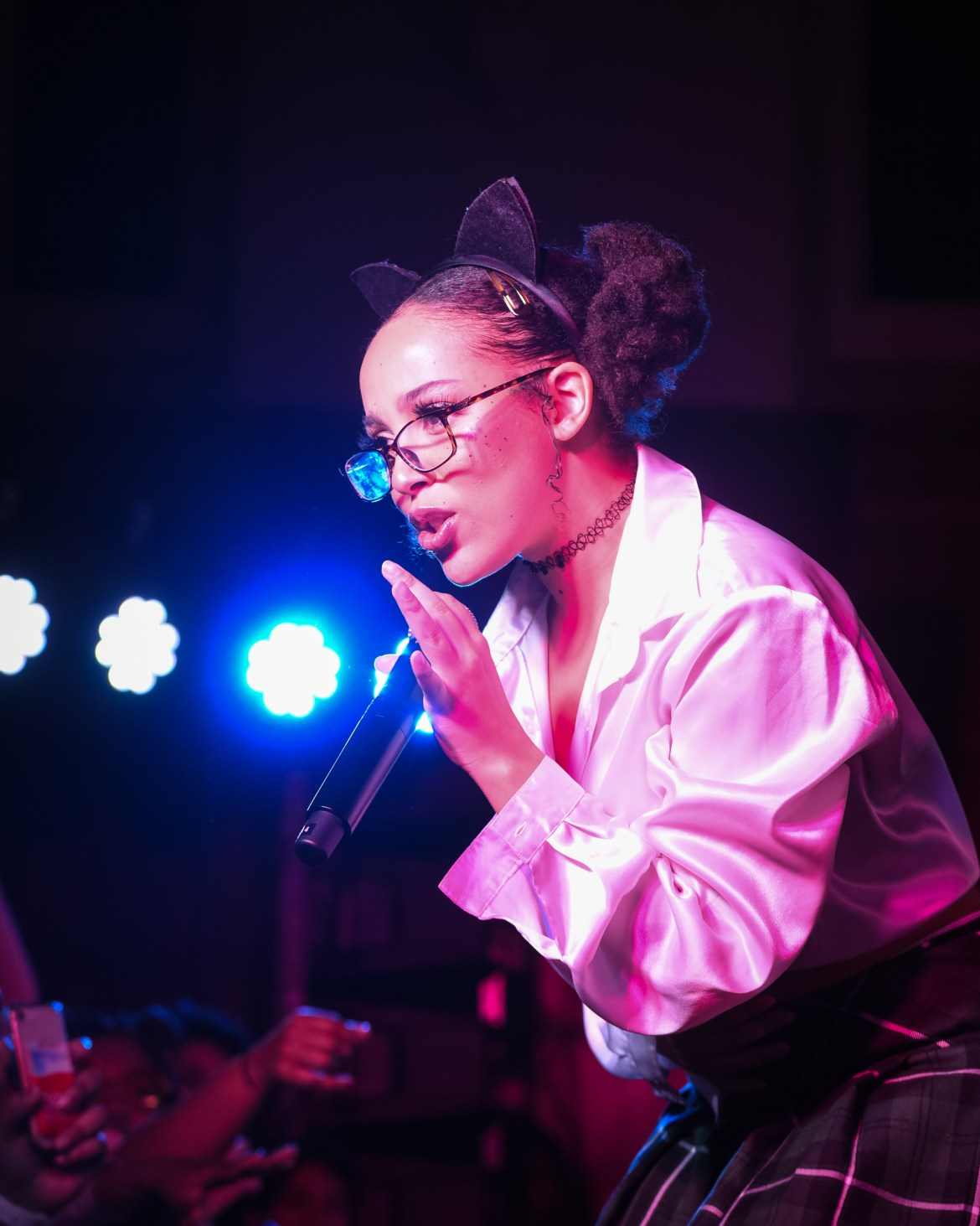 Boogie and Doja Cat Rock Risley Hall