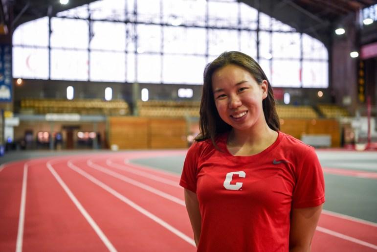 Helen Hsu (Swimming)