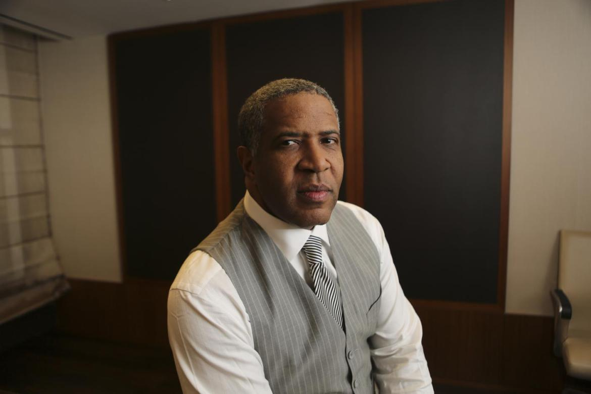 Robert F. Smith '85 to pay off the student loans of recent Morehouse College graduates.