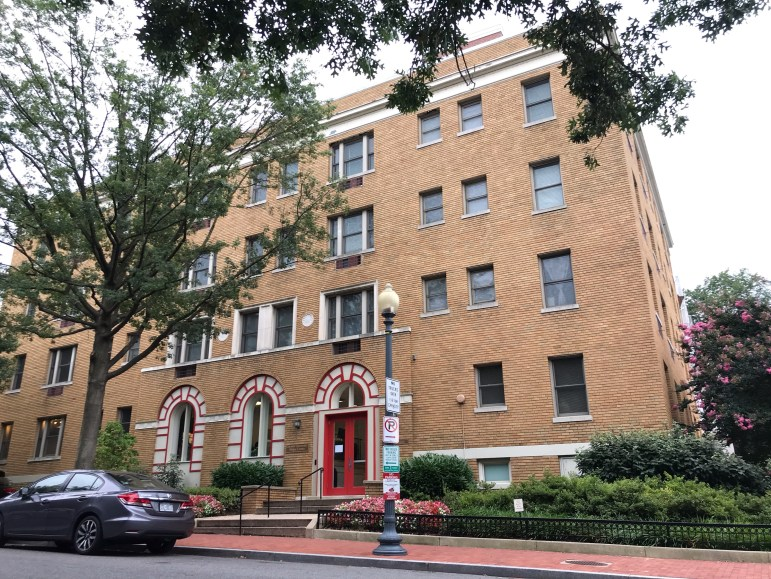 The Wolpe Center, Cornell in Washington's housing near Dupont Circle.