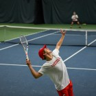 Men's tennis has its sights set on next spring, when it hopes to win an Ivy League championship.