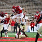 Mike Catanese scored a key touchdown in Cornell's win over Harvard last season.