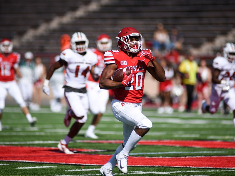 On paper, Cornell should win its first ever game against Marist.